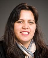 Dr Pauline Harris profile-picture photograph
