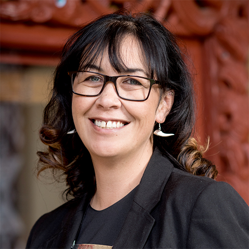 Prof Rawinia Higgins