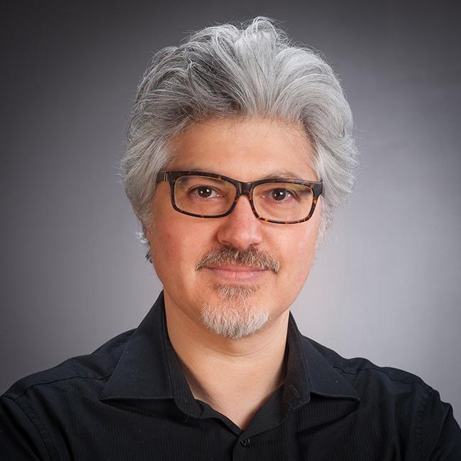 Dr Raymond Spiteri profile-picture photograph