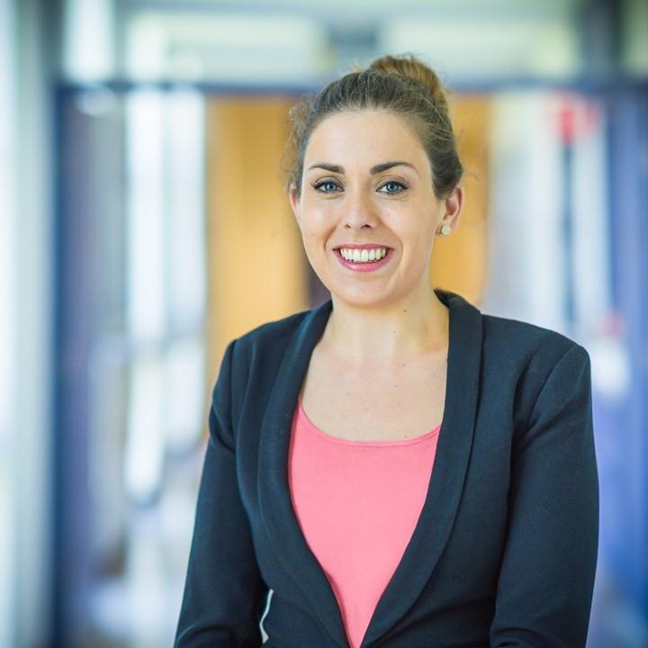 Dr Renee Goreham profile-picture photograph