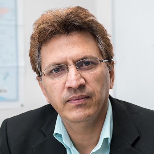 Dr Revti Raman