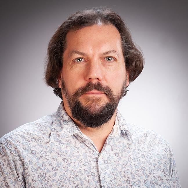 Richard Hallam profile picture photograph