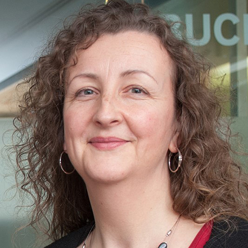 Prof Sara Kindon profile-picture photograph