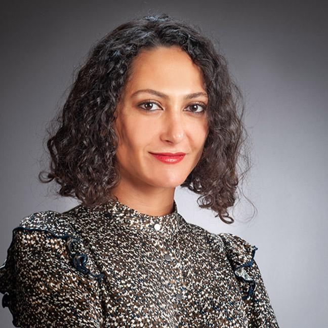 Sara Rahmani profile picture photograph