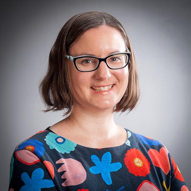 Dr Sarah Thomasson profile-picture photograph