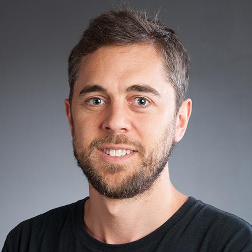 Dr Shaun Wilkinson profile-picture photograph