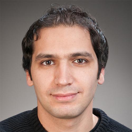 Dr Siamak Dehghan profile-picture photograph