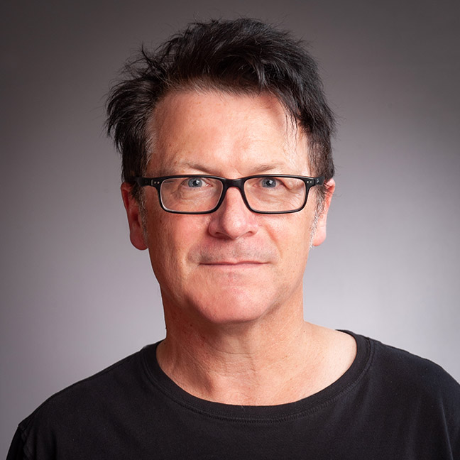 Dr. Stephen Curran profile-picture photograph