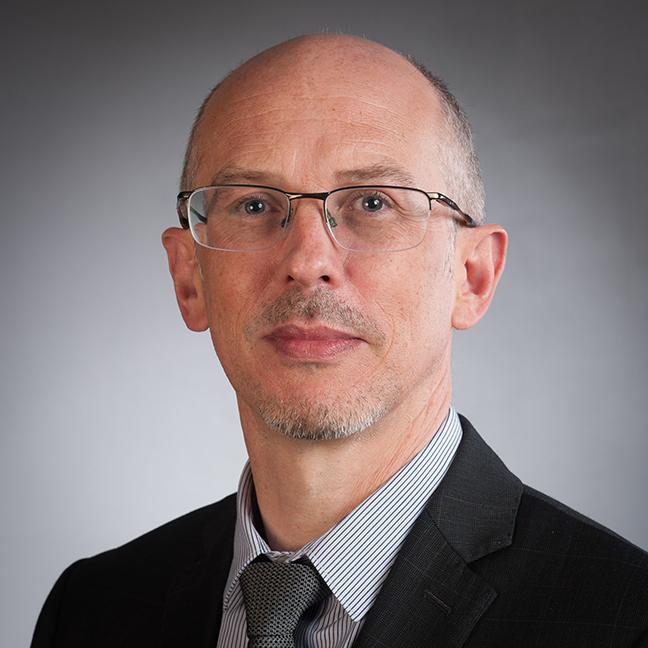 Prof Steven Warburton
