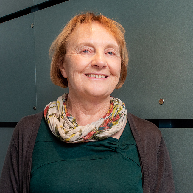 Susan Corbett profile picture photograph