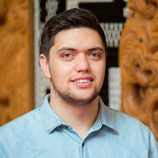 Te Ao McKenzie profile picture photograph