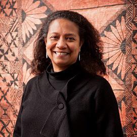 Dr Teresia Teaiwa profile-picture photograph