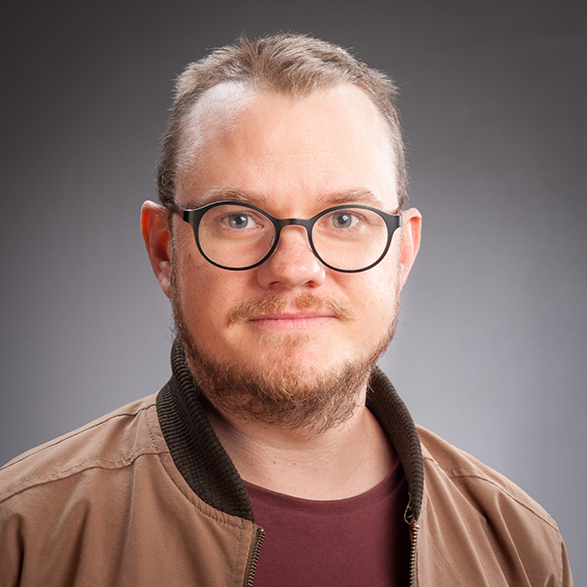 Thomas Voyce profile picture photograph