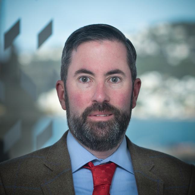 Dr Toby Daglish profile-picture photograph