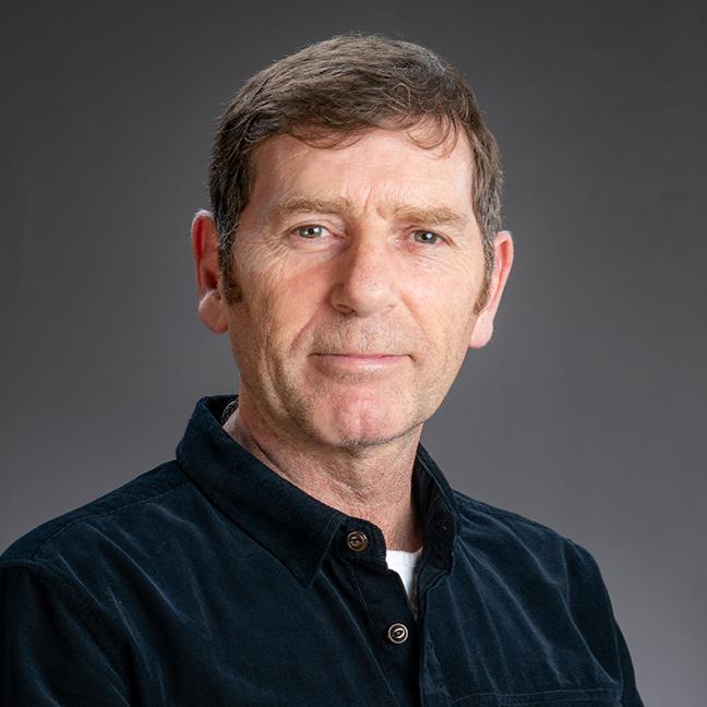 Dr Trevor Bradley profile-picture photograph