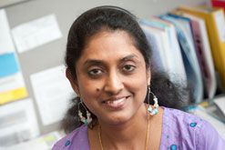 Usha Varatharaju profile picture photograph