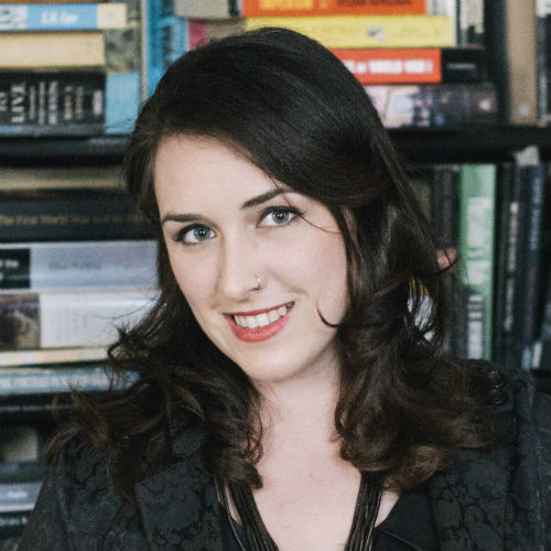 Dr Venetia Robertson profile-picture photograph
