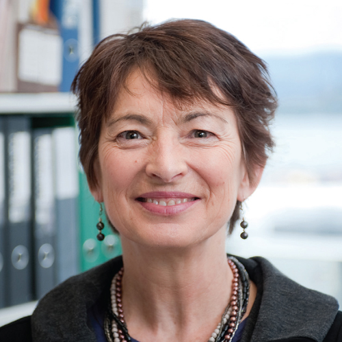 Prof Vicky Mabin profile-picture photograph
