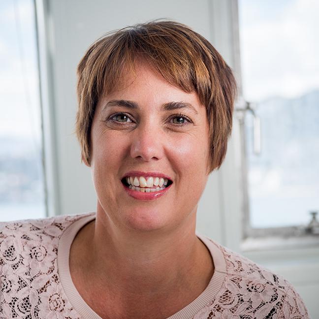 Victoria Beckett profile-picture photograph