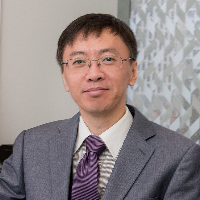 Dr Wei Gao profile-picture photograph