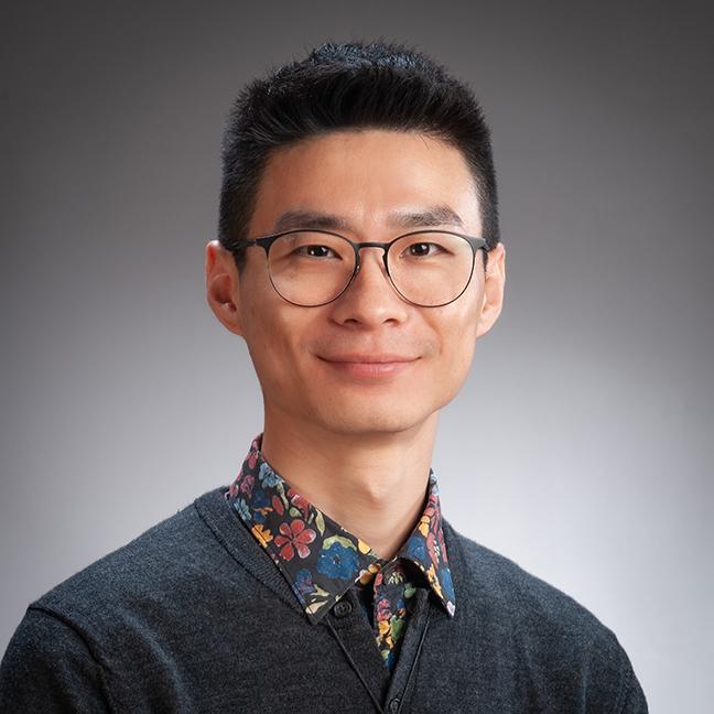 Xiang Liu profile picture photograph