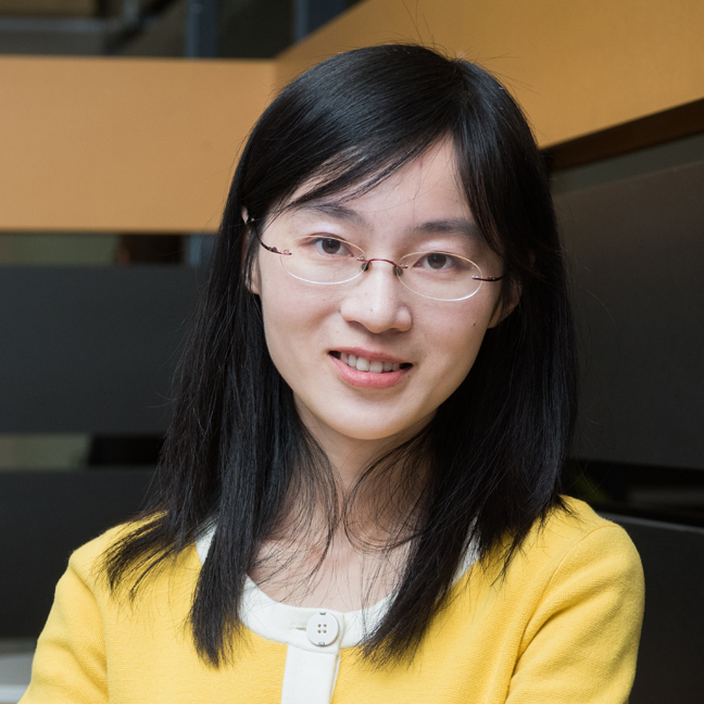 Dr Yao Yao profile-picture photograph