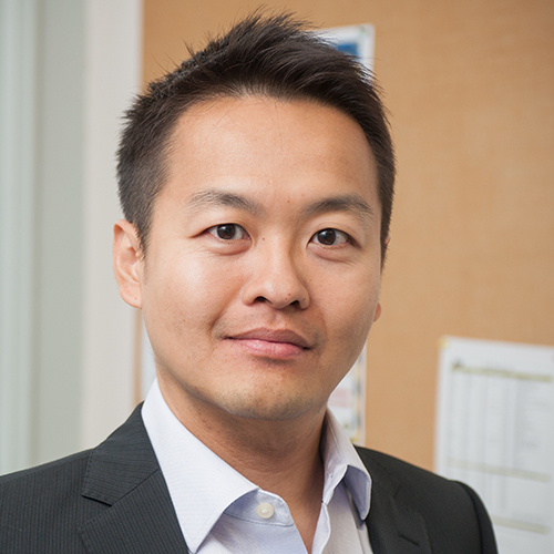 Dr Yi-Te Chiu profile-picture photograph