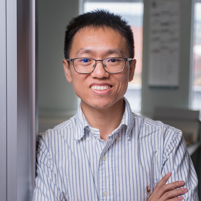 Dr Yongxin Xu profile-picture photograph