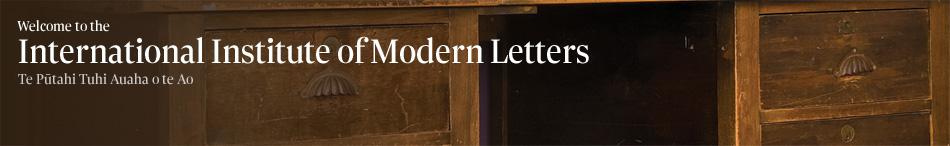 International Institute of Modern Letters