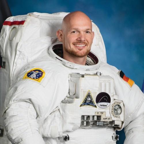 Dr Alexander Gerst