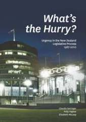 What's the Hurry book cover