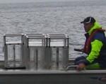 Fieldwork at sea
