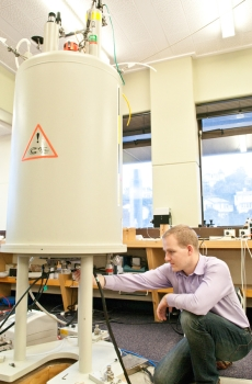 Tuning the NMR