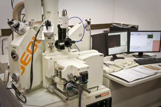 Electron Probe Microanalysis Facility School Of