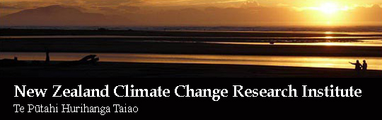 Climate Change Research Institute Banner