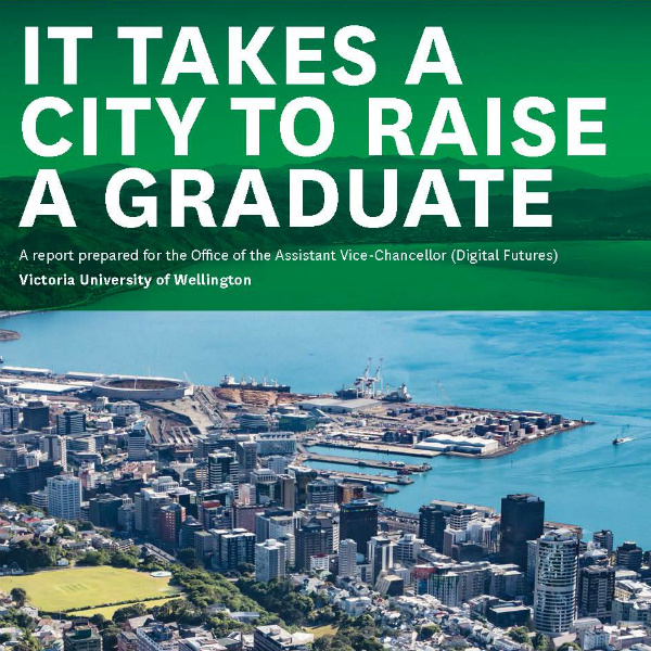 It Takes a City to Raise a Graduate